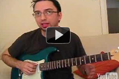 From the chromatic scale to the major scale   TrueGuitarist.com Free Video Guitar Lessons