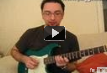 From the major scale to the harmonized scale  Pt.1 triads    TrueGuitarist.com Free Video Guitar Lessons