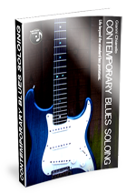 February Promo for 'Contemporary Blues Soloing' Ebook – Buy £5 only!