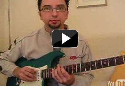 Basic pentatonic major-minor