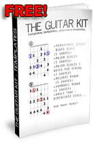 The Guitar Kit V2.0 – Updated and Improved!